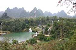 Da Tian Water Falls