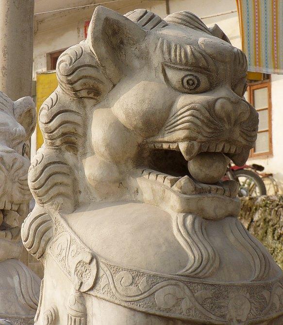 Foo Dog (Lion)liuzhouGuangxi providence