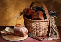 Bread of LifeAnd Jesus said unto them; I am the bread of life; he that cometh to Me shall never hunger; And he that believeth on Me shall never thirst.~John 6:35Bread of life 0714