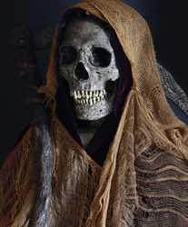 The Grim Reaper be lookin' for ya . . . sooner or later grim reaper 0815