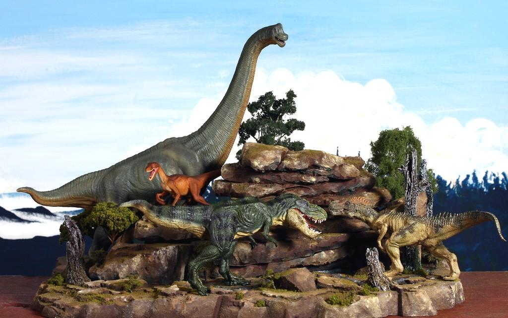 Dinosaurs  2117