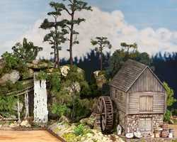 diorama mill and falls 0295