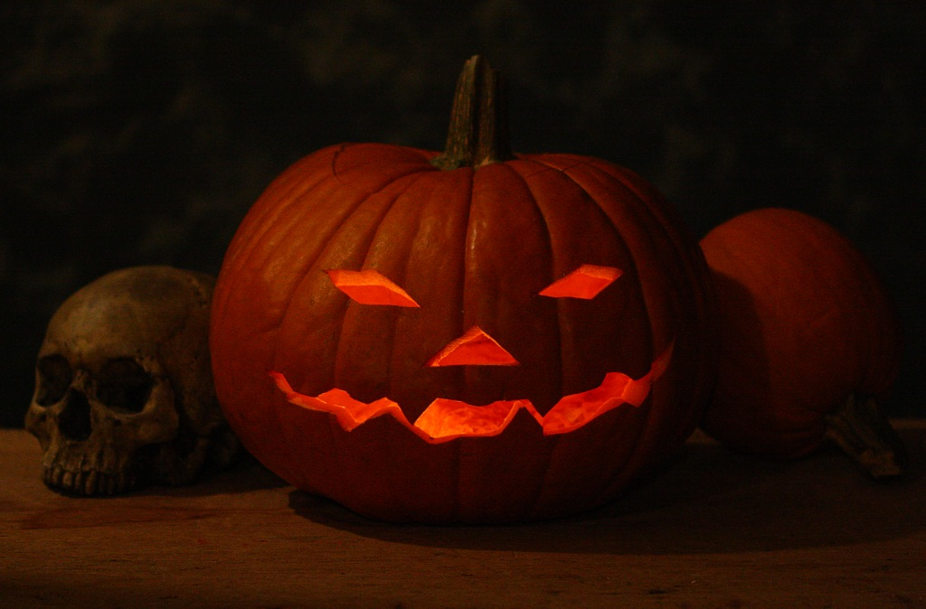 The scariest thing about Halloween. . .IMG 0163